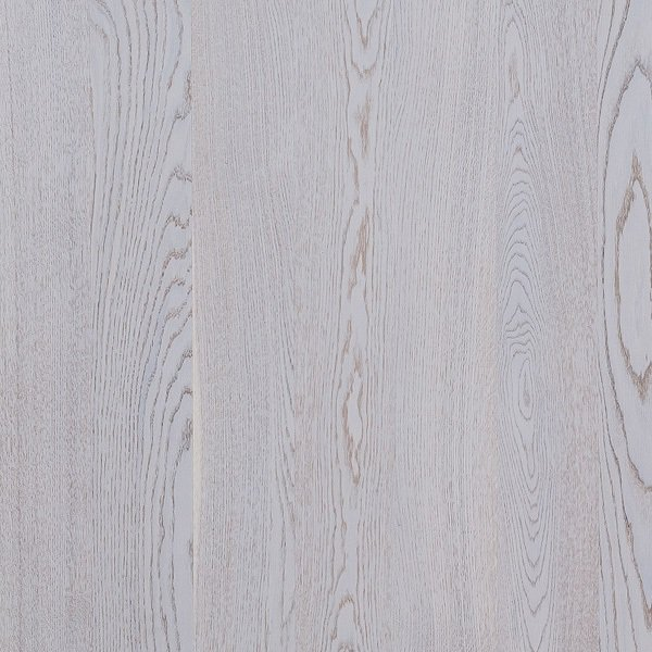 Паркетная доска Floorwood (Флорвуд) 138 OAK Orlando WHITE MATT LAC1S 1800x138x14 1 полосная