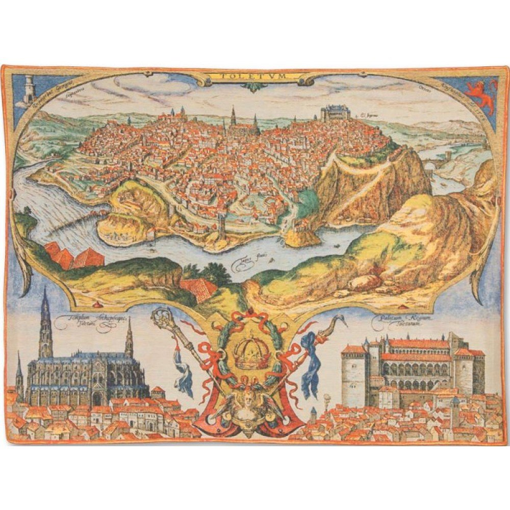 Гобелен Flanders Tapestries Toledo big/Толедо 180x135, Бельгия