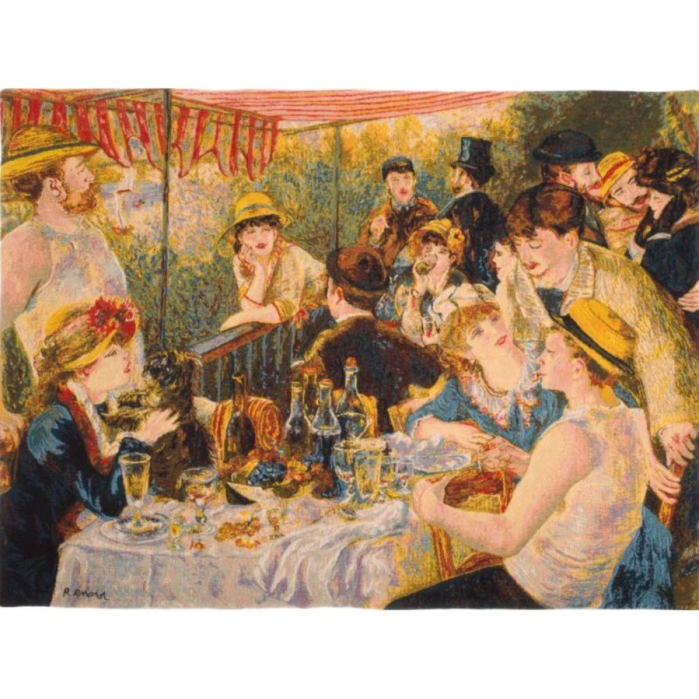 Гобелен Metrax Craye Luncheon of the Boating Party/Завтрак гребцов 70x90, Бельгия