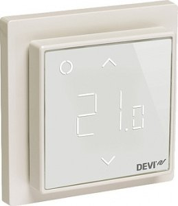 Терморегулятор Devi Devireg Smart Wi-Fi pure white